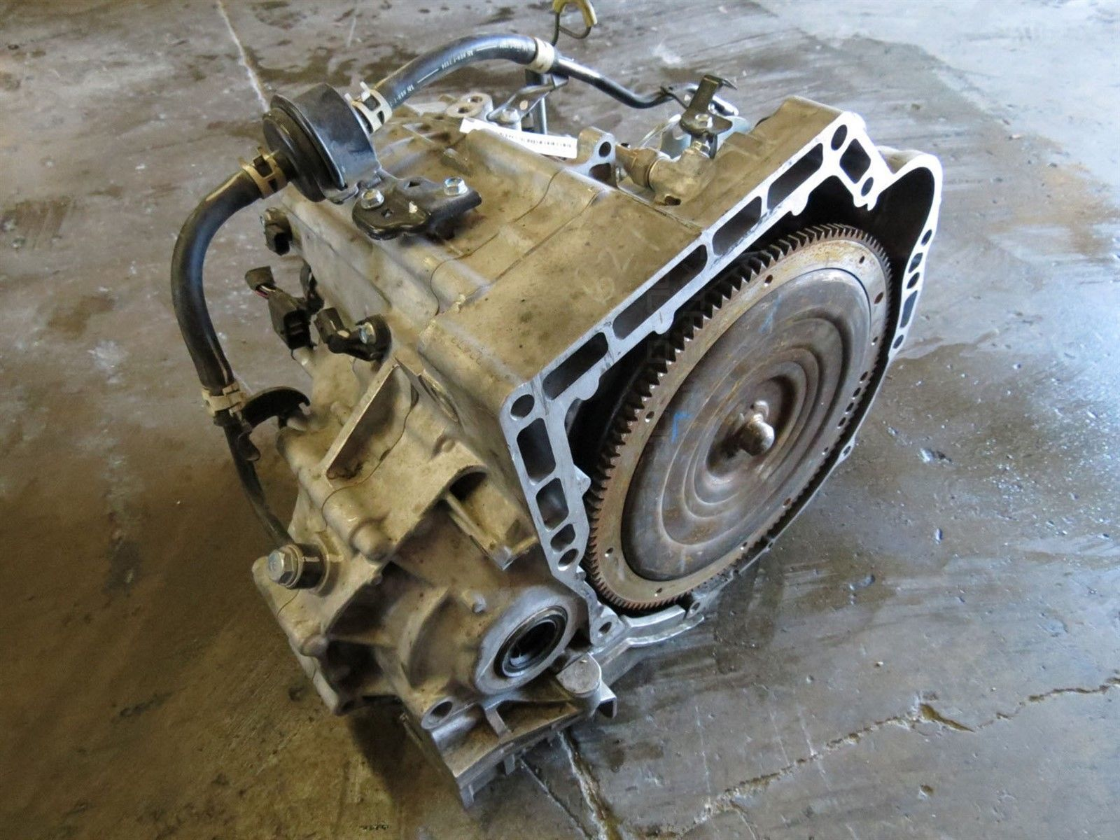 Honda accord 08 10 4 cylinder transmission automatic 93k for Honda accord 4 cylinder
