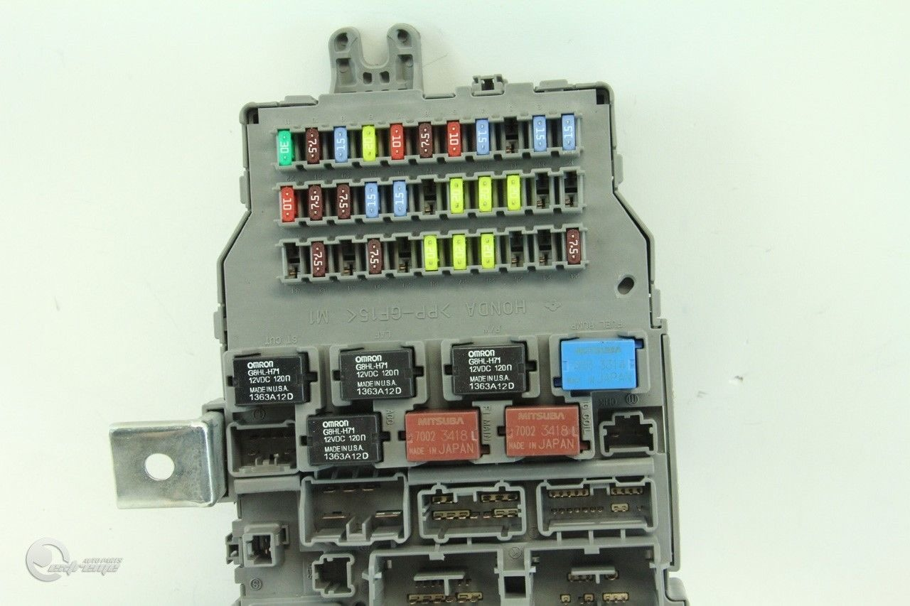 03 Accord Fuse Box Great Design Of Wiring Diagram 2004 Honda Ex Coupe 06 Interior Dash Relay 2 02