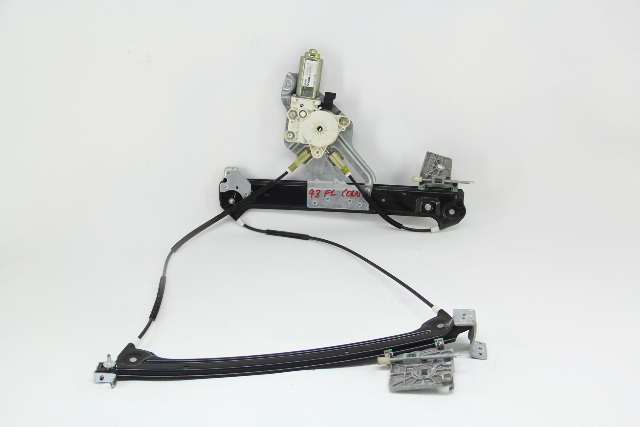 Saab 9-3 Convertible Window Regulator Motor Front Left/Driver 12832851 OEM 04-11