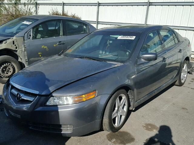 Acura TL Charcoal Parts For Sale Extreme Auto Parts - Acura tl 2005 parts