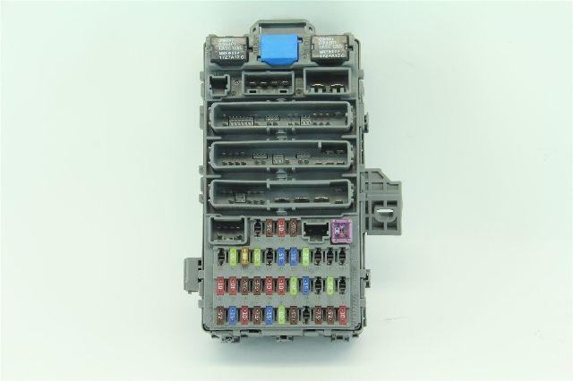 honda civic coupe si 08 11 interior fuse box w mulitplex, 38200 sva a24 2004 Honda Civic Fuse Panel