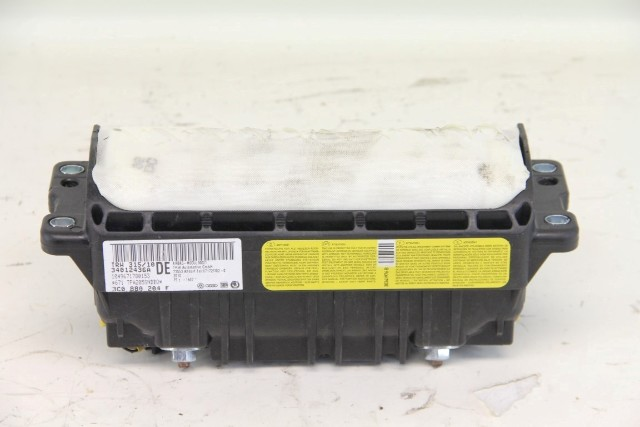 VW CC Rline Right/Passenger Air Dash Bag Unit 3C0 880 204 F OEM 09-16 2009-2016