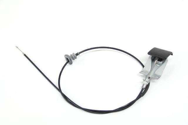 Infiniti G37 Sedan 08-13 Hood Lid Release Latch Cable Wire 65601-JL60C OEM