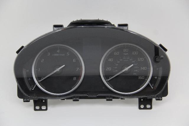 Acura ILX Speedometer Bezel Meter Panel N/A Miles 78100-TX6-A01 OEM 2013