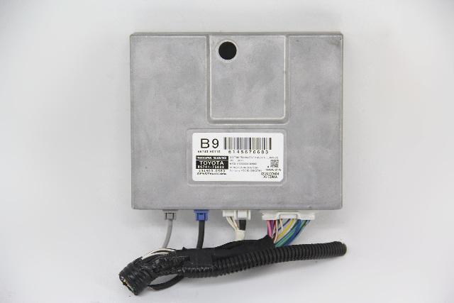 Lexus ES350 Transceiver Telematics Receiver Module Computer 86741-75022, 2010