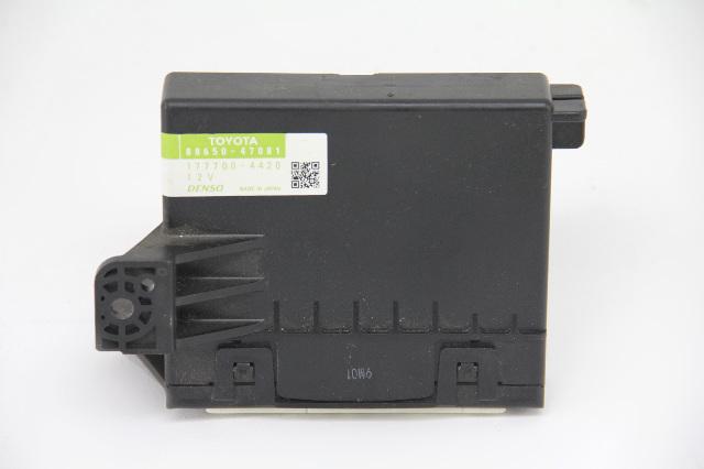 Toyota Prius A/C Climate Control Temperature Amplifier 55900-47020 OEM 10 11