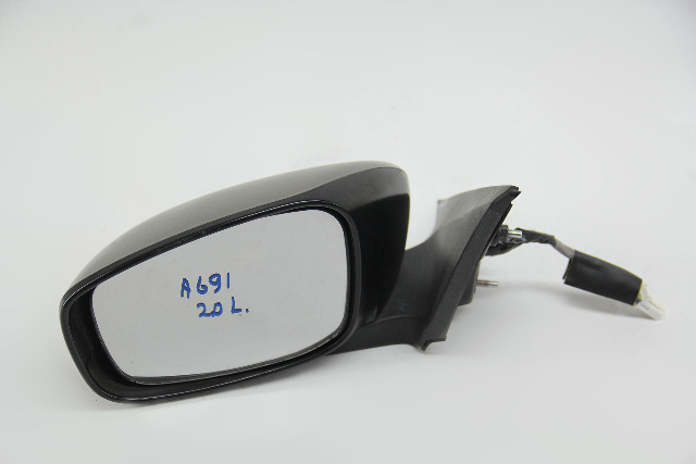Infiniti G37 08-13 Coupe Power Side View Mirror, Left/Driver 96302-JK61B OEM
