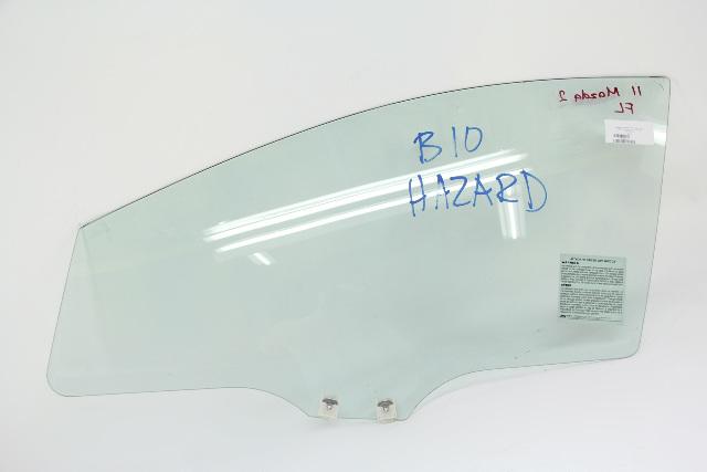 Mazda 2 Hatchback Door Glass Front Left/Driver Side 11 12 13 14 OEM DF7159511B