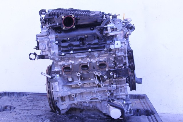 Infiniti G37 08 Engine Motor Long Block Assembly RWD 114K Mi 3.7L V6 2008