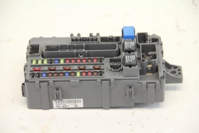 Honda Accord Coupe 08-12 EX Interior Fuse Box Left/Driver Side V6 3.5L on