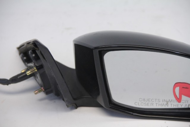 Nissan 350Z 05-06 Side View Mirror, Right/Passenger, Black K6301-CF000