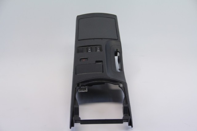 Nissan 350Z 03 04 05 06 Center Console with Pocket w/ Hazard, Black 96911-CD01A