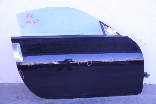 Nissan 350Z Coupe 03-07 Front Door Assy Right Side, Black H010M CD8MA