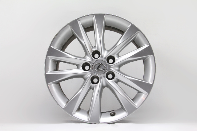 Lexus ES350 Rim Wheel 17in 10 Spoke #2 Factory 4261A-33050 OEM 10 11 12