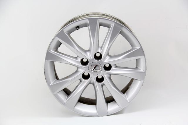 Lexus ES350 Rim Wheel 17in 10 Spoke #8 Factory 4261A-33050 OEM 10 11 12