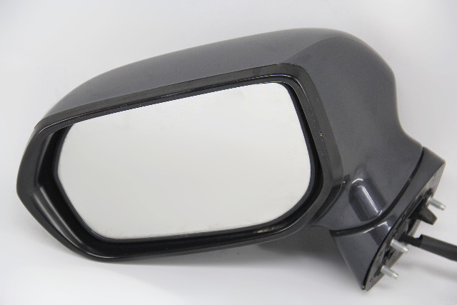 Acura RDX 07-08 Front Left/Driver Side Mirror Grey/Gray OEM 76250-STK-A01