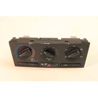 Saab 9-3 03-06 A/C Heater Climate Control Manual w/o Seat Heat 12 799 491