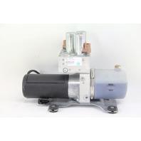 Saab 9-3 Convertible 04-11, Convertible Hydraulic Pump Motor OEM 12833522