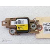 Saab 9-3 03-07 SRS Impact Crash Sensor, Module 12799642