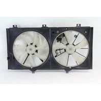 Lexus ES350 Cooling Radiator Fans with Shrouds 07 08 09 10 11 12