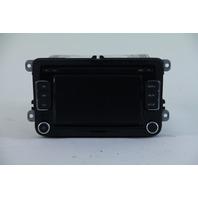 VW CC Rline Radio AM FM SD Card Screen Display 1K0 035 180 AD OEM 11-12