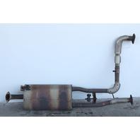 Infiniti QX56 Rear Exhaust Muffler Pipe 20100-ZE00B OEM 08-10