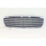 Mercedes C320 Sedan Front Grille Grill Chrome 203 880 04 83 7D11, 02 03 04 05