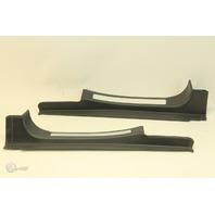 Mercedes C230 Sedan 02-05 Rear Outer Scuff Plate Sill Set Left/Right 2036801035