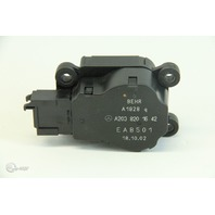 Mercedes C230K 02-05 Heater Blower Recirculate Motor Actuator A2038201642
