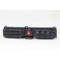 Mercedes C-Class Hazard Light Switch ESP Central Locking Button 2038216279