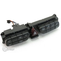 Mercedes-Benz CLK500 Coupe 03-05 ESP Hazard Lock Button Switch 2038217079
