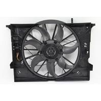 Mercedes Benz CLS500 Cooling Fan Assembly 7 Blade Shroud 2115001693 OEM 06