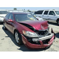 2005 Acura RL For Parts Parting Out  AA0627