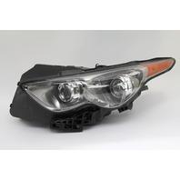 Infiniti FX35 Front Left/Driver Headlamp Headlight 26060-1CE0E OEM 09-13