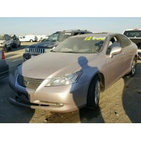 2007 Lexus ES350 Tan Parting Out  AA0654