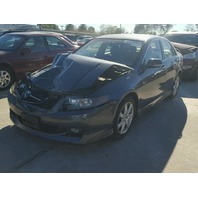 2005 Acura TSX M/T Gray Parts  Vehicle AA0656