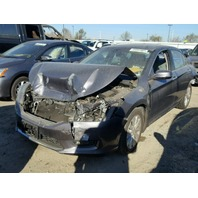 2015 Honda Accord Gray Parts Vehicle AA0660
