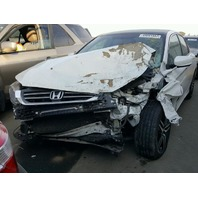 2015 Honda Accord Sport White Parts For Sale AA0661