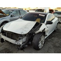 2008 Infiniti G37S White Parting Out AA0662
