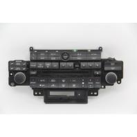 Infiniti FX35 FX45 Radio Audio CD Tape Climate Control Panel 28396-CG010 OEM