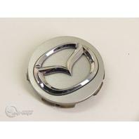 Mazda Plastic Silver Center Wheel Cap 2874 PP0+PA B