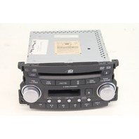 Acura TL 04-06 6 Disc CD Changer Player, Tape, AM/FM Radio 39100-SEP-A40, OEM