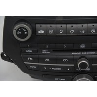 Honda Accord EX 08-12 Center Cluster Radio CD Changer Player Climate Control Unit