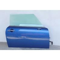 04 05 06 07 08 Mini Cooper Right Passenger Door Blue OEM 41517133944 2005 2006
