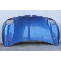 Mini Cooper Base 05 06 07 08 Hood Assembly Blue 41617067753