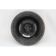 Honda Insight Spare Tire Wheel Rim Dunlop T135/80/D15 42700-S5A-901 OEM 10 11