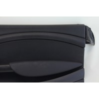Mini Cooper Base 11 12 13 Right Door Panel Complete Black Assembly, 51412753298
