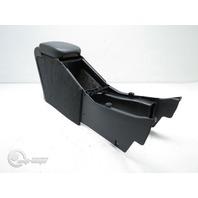 Saab 9-5 06-09 Center Console Pocket & Arm Rest, Black Leather 5553086