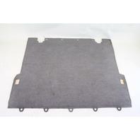 Toyota 4Runner Rear Trunk Trim Floor Mat Gray 03 04 05 06 07 08 09 OEM