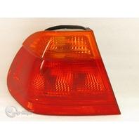 BMW 328i E46 Sedan 99-00 Quarter Tail Light Lamp, Left Side 63218364921
